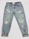 ★周慶折扣款★OneTeaspoon 牛仔褲 LE HOMME AWESOME BAGGIES- 女(藍)