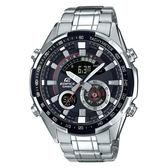 【僾瑪精品】CASIO 卡西歐 EDIFICE 全速前進多層次不鏽鋼腕錶/47mm/ERA-600D-1A