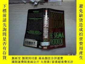 二手書博民逛書店THE罕見SIGMA PROTOCOL 西格瑪協議(01)Y203004