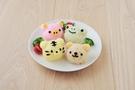 日本 ARNEST 可愛 動物系列 飯糰 壓模 熊 青蛙 小豬 老虎 親子創意料理 1組 【7109】
