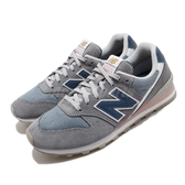 New Balance 休閒鞋 NB 996 灰 藍 女鞋 麂皮 復古慢跑鞋 運動鞋 【PUMP306】 WL996WSB