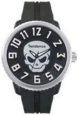 Tendence天勢表-時尚潮流骷髏腕錶(手錶 男錶 女錶 Watch)-總代理原廠公司貨-原廠保固兩年