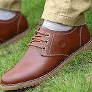大碼皮鞋 男皮鞋 新款男士鞋真皮皮鞋男鞋大碼休閒男鞋子《印象精品》q441