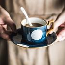 ins風北歐咖啡杯家用