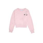 【CHIARA FERRAGNI】FLIRTING女童運動衫-粉紅