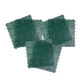 浴室組合墊30x30cm6入綠