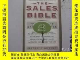 二手書博民逛書店THE罕見SALES BIBLEY207801 JEFFREY