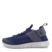 Nike Free RN CMTR [880841-403] 男鞋 慢跑 運動 休閒 舒適 透氣 深藍 灰