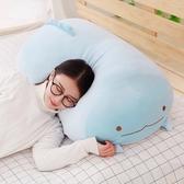 夾腿枕頭床上公仔玩偶抱枕睡覺抱娃娃成人大號恐龍可愛女生可拆洗 qf27522【MG大尺碼】