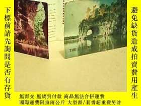 二手書博民逛書店罕見桂林山水風-景點示意圖27665 桂林市工藝美術工業公扇廠出