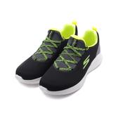 SKECHERS GO RUN MOJO 2.0 綁帶運動鞋 黑綠白 55125BKLM 男鞋