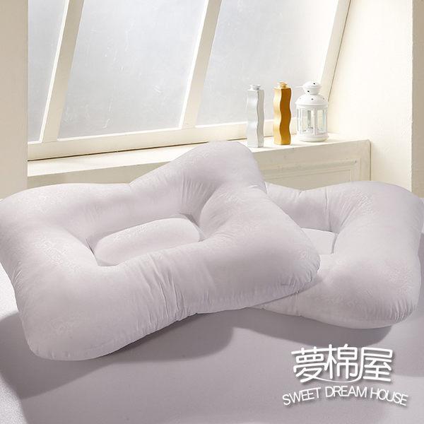 夢棉屋 【台灣製造人體工學止鼾枕/ 1入】