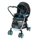 Graco - CITINEXT CTS 豪華休旅 購物型雙向嬰幼兒手推車 藍色公路