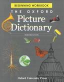 二手書博民逛書店《The Oxford Picture Dictionary: Beginning workbook》 R2Y ISBN:0194350738