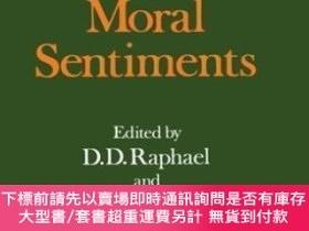 二手書博民逛書店The罕見Theory Of Moral Sentiments (glasgow Edition Of The W