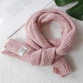 兒童圍巾冬季寶寶毛線保暖女童針織韓版男小孩嬰兒秋冬潮兒童圍脖