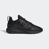 Adidas ZX 2k Boost 2.0 [GZ7740] 男 休閒鞋 運動 避震 舒適 經典 復古 愛迪達 黑