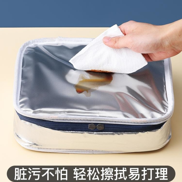 飯盒保溫袋學生上班族帶飯手提包午餐便當包加厚鋁箔