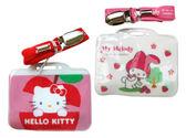 【卡漫城】 Hello Kitty 卡片套 2入一組 ㊣版 凱蒂貓 悠遊卡夾 名牌套 證件夾 附掛繩 識別証套