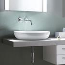 【麗室衛浴】德國KALDEWEI 3180 Miena圓形檯上盆 45cm (含抗污/亮白)