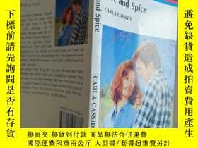 二手書博民逛書店Fire罕見and spice【實物拍圖 自鑑】Y8791 卡拉