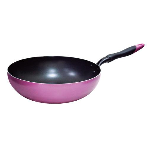 鍋寶 品味歐式不沾小炒鍋30CM(無盒蓋) IKH-10530-1-C