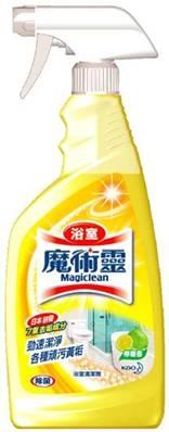 魔術靈浴室清潔劑500ml(噴槍瓶)