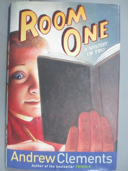 【書寶二手書T4/原文小說_BNV】Room One: A Mystery or Two_Clements, Andrew/ Blair, Chris (ILT)