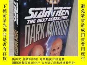 二手書博民逛書店Dark罕見Mirror (Star Trek: The Nex