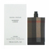 Burberry London 倫敦男性淡香水100ml TESTER(環保盒無蓋版)【UR8D】