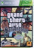 【玩樂小熊】XBOX360遊戲 俠盜獵車手 聖安地列斯 Grand Theft Auto 英文版