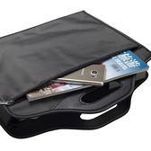 帆布文件袋會議包手提拉鍊商務資料袋 都市韓衣