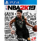 [下標現折30$]免運費 可刷卡●含首批預購數位內容●PS4 NBA 2K19 中英文合版 美國職業籃球 實體光碟