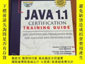 二手書博民逛書店Java罕見1.1 Certification Training