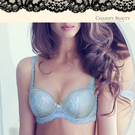 ●水波紋路蕾絲刺繡襯托女性優雅不凡氣質!充滿優雅的時尚品味~