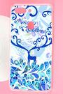 ♥ 俏魔女美人館 ♥ OPPO R15 {藍色麋鹿*防摔空壓軟殼} 手機殼 手機套 保護殼