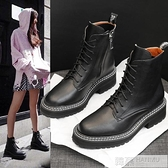 馬丁靴女夏季薄款女英倫風2020新款短靴女鞋夏天透氣百搭網紅靴子 夏季新品