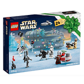 LEGO 樂高® 星球大戰 聖誕倒數日曆_LG75307