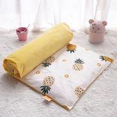 幼兒園床墊子棉加絨墊套兒童床褥四季寶寶床午睡嬰兒床絲綿墊芯WD 時尚芭莎