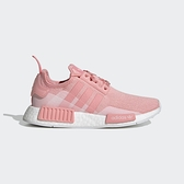 Adidas NMD_R1 粉色運動慢跑童鞋-NO.EG7925
