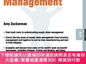 二手書博民逛書店預訂Supply罕見Chain Management - Operations & Technology 06.0