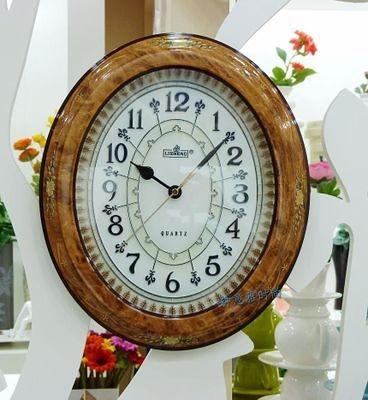 天王星橢圓形小掛鐘