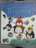 【書寶二手書T9/少年童書_NFT】Touchy Feely Hide and Seek Penguins_Fiona Watt