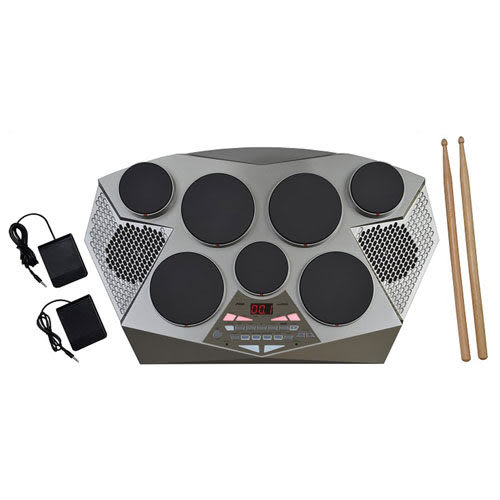 【敦煌樂器】MEDELI DD309 桌上型電子鼓組