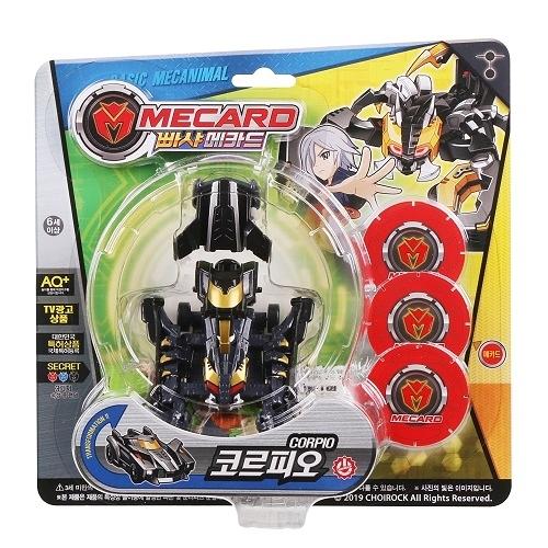 百變MECARD 黑暗魔蠍 CK32325 公司貨