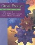 二手書博民逛書店 《Great Essays: An Introduction to Writing Essays》 R2Y ISBN:0618271910│Folse