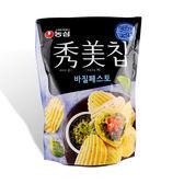 韓國 NONGSHIM 農心 羅勒口味洋芋片 70g ◆86小舖 ◆