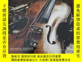 二手書博民逛書店Music:罕見An Appreciation 英文原版 16開
