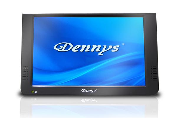 Dennys】10.2吋高畫質多媒體播放機(DVB-1028)