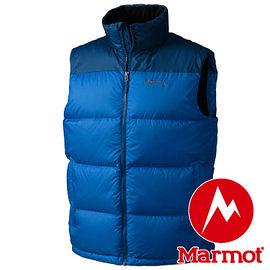 Marmot Guides Down Vest 男羽絨背心 藍 73110 保暖背心